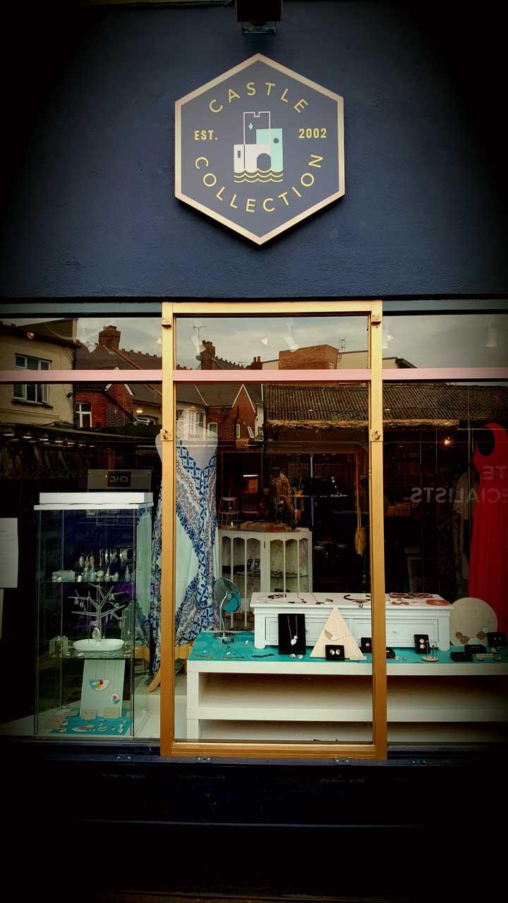 Castle Collection Jewellery Shop