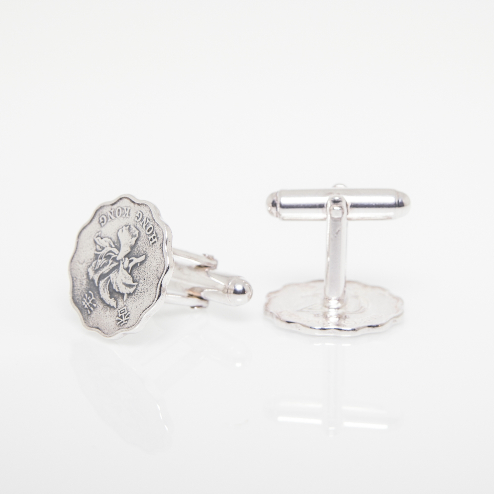 Sterling Silver Cufflinks- Unique Gifts