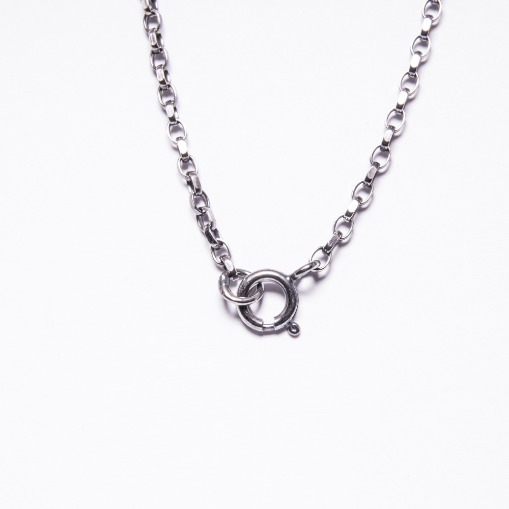 Sterling Silver Chain Necklace- Handmade Jewellery UK