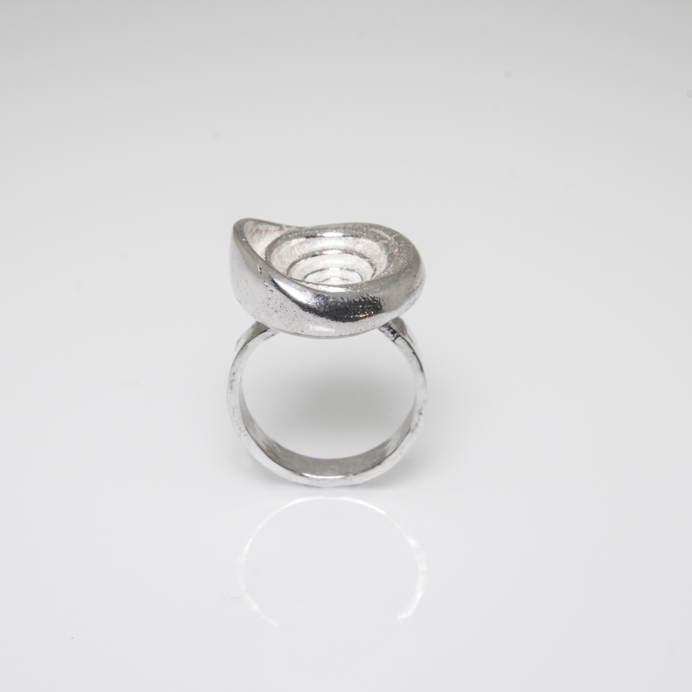 Bespoke Jewellery Cocktail Ring- Sterling Silver