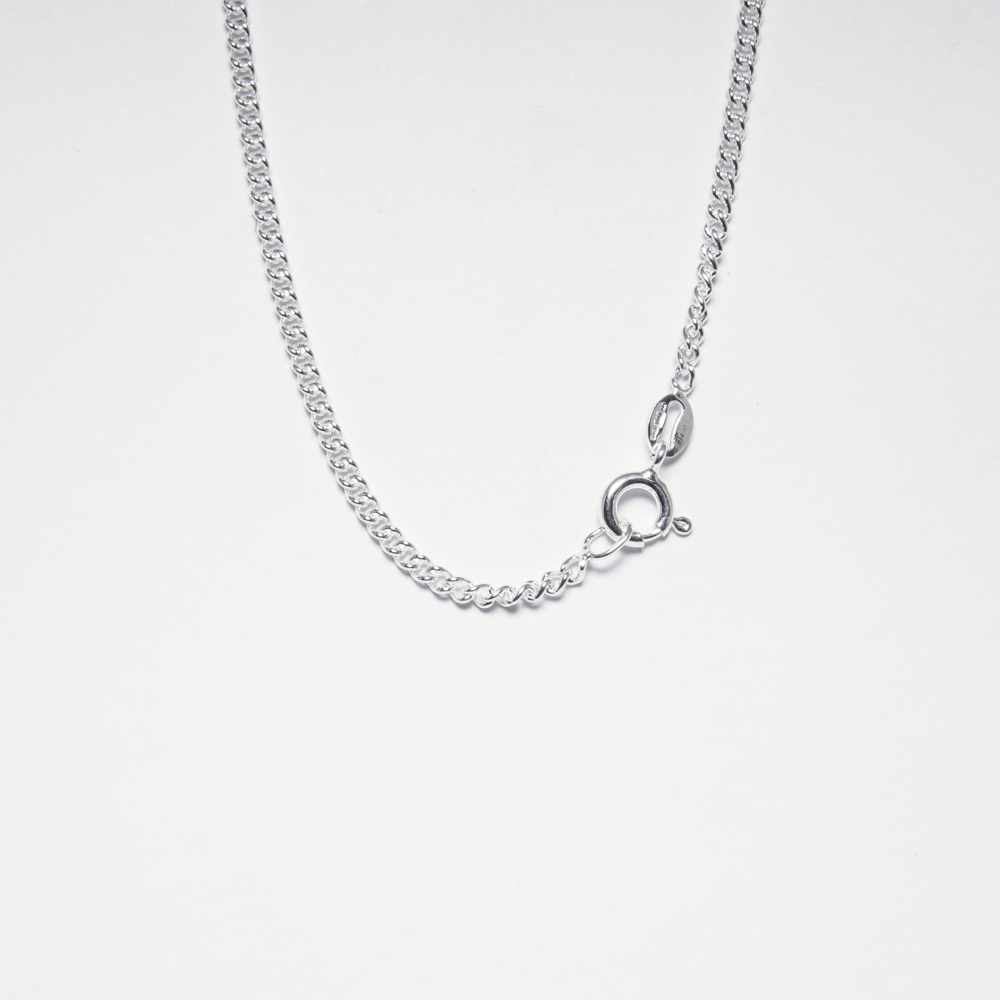Sterling Silver Necklace- Bespoke Collections