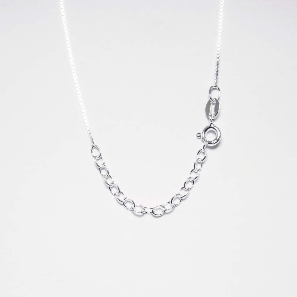Circle Disc Pendant Necklace- Handmade Personalised Jewellery UK