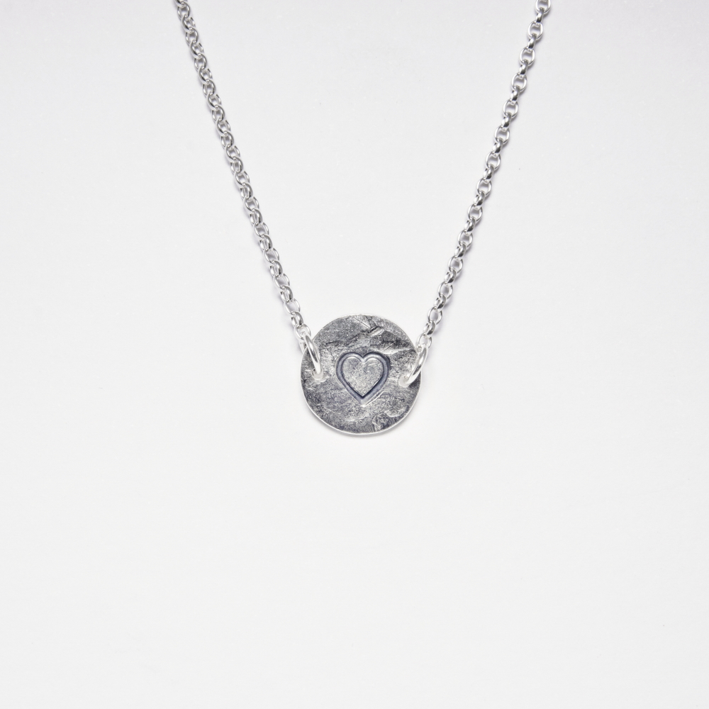 Sterling Silver Bespoke Jewellery- Pendant Necklace