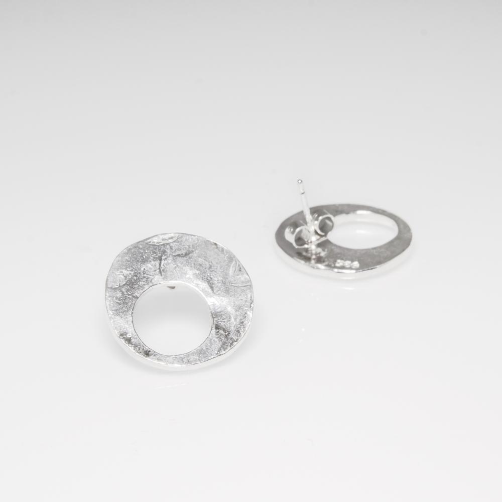 Everyday Essential Stud Earrings- Sterling Silver