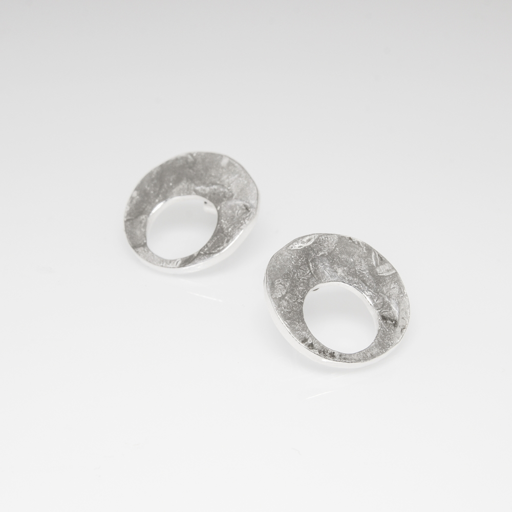 Everyday Essential Stud Earrings- Sterling Silver