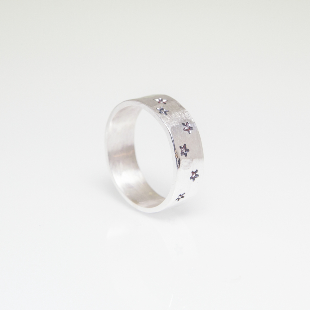 Sterling Silver Ring- Women or Mens Jewellery