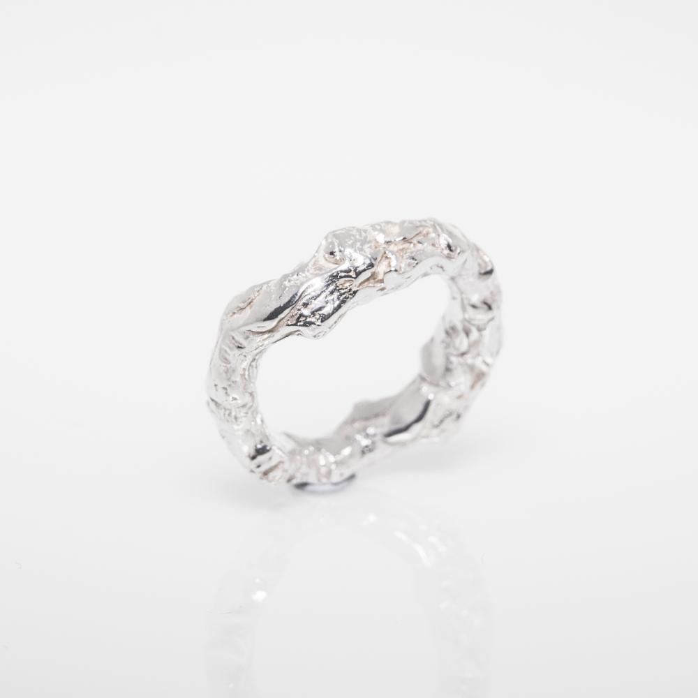 Handmade Silver Ring- Bespoke Design