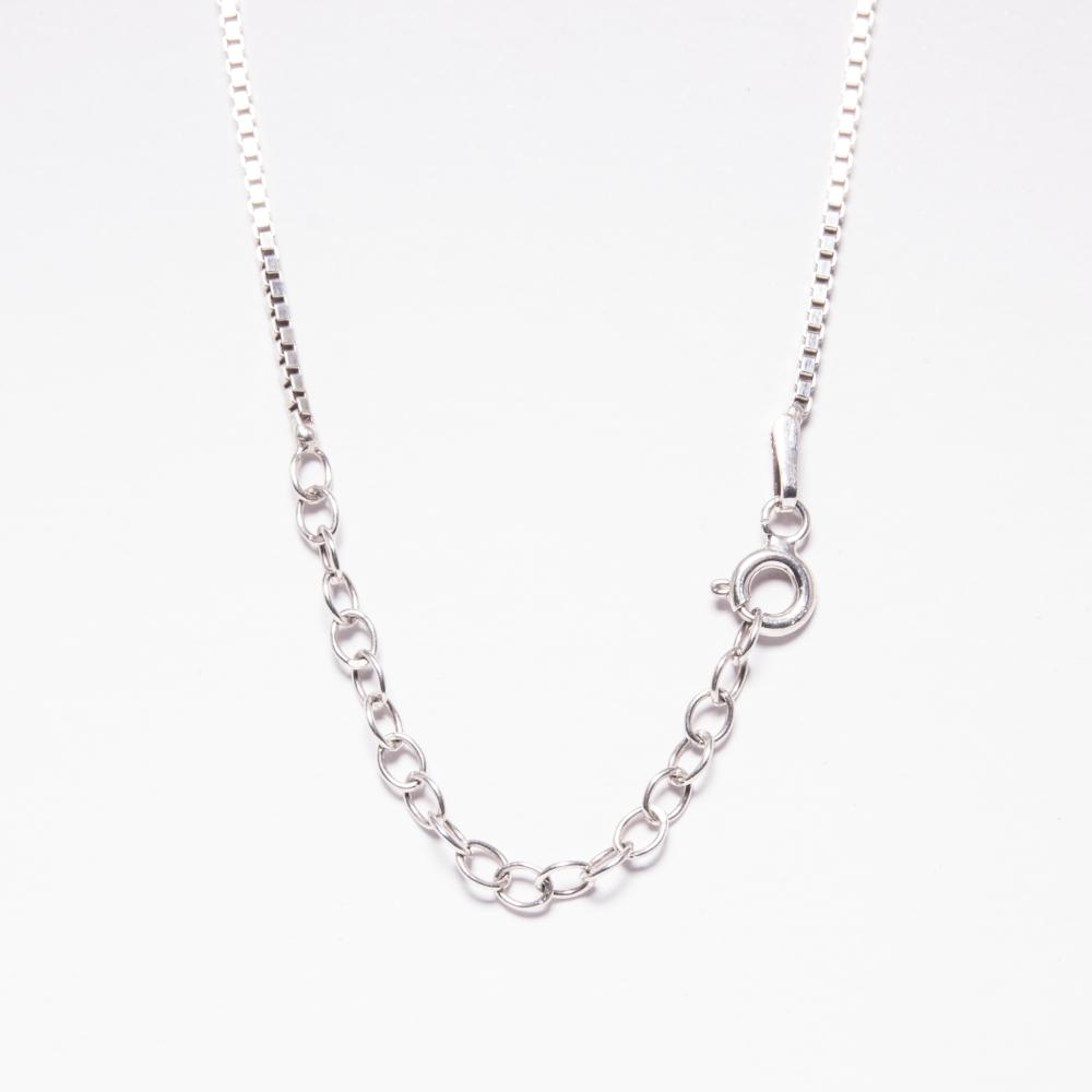 Handmade Jewellery UK- Sterling Silver Neckalce