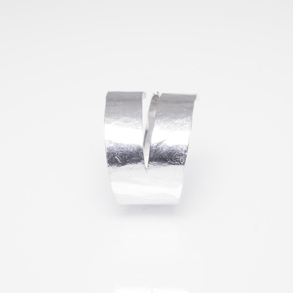 Bespoke Sterling Silver Ring