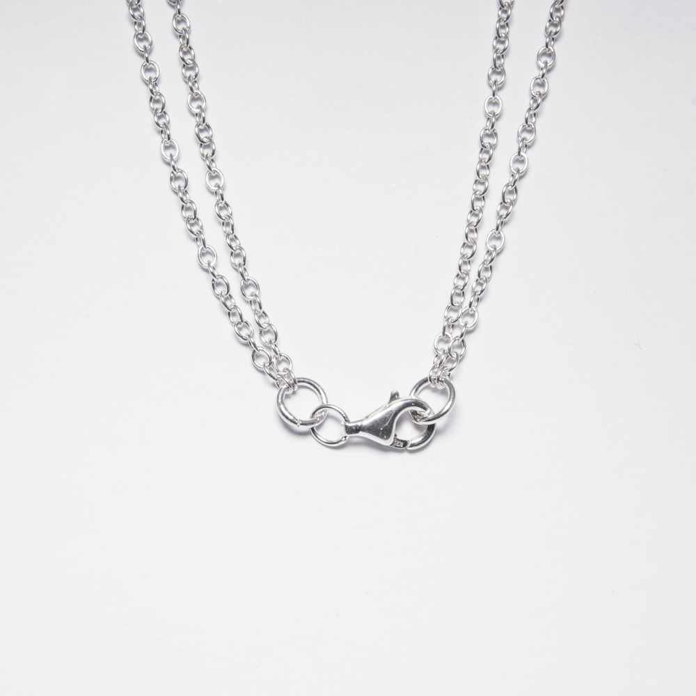 Everyday Essential Silver Chain Necklace