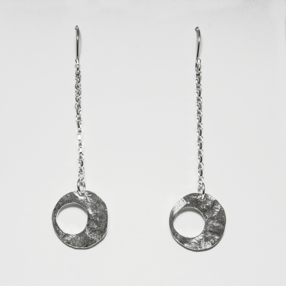 Sterling Silver Handmade Earrings UK